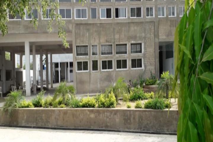 Rajdhani Public School-Building