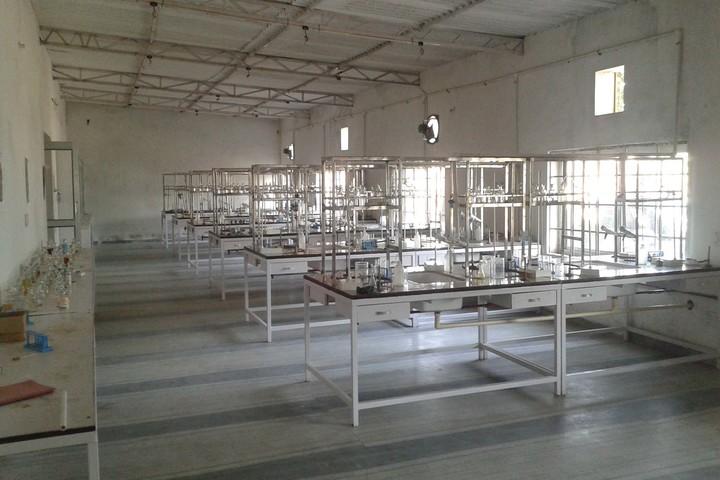 Rajdhani Public School-Chemistry Lab