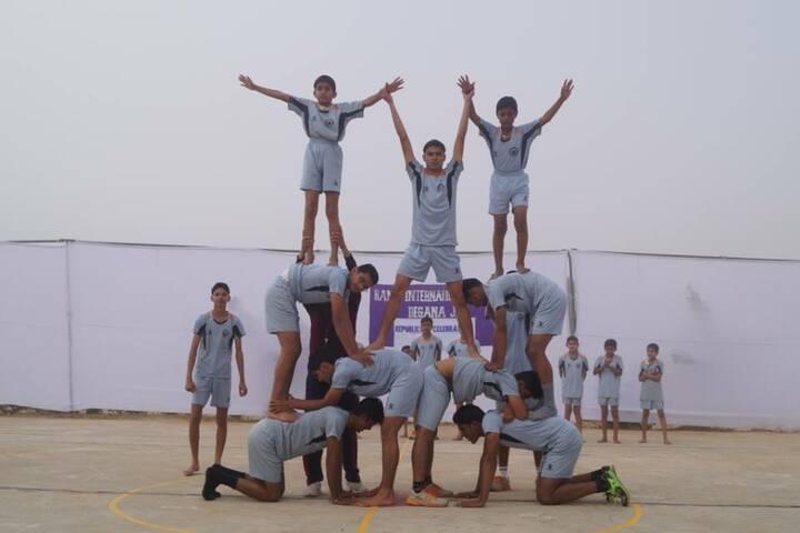 Rana International School-Activity