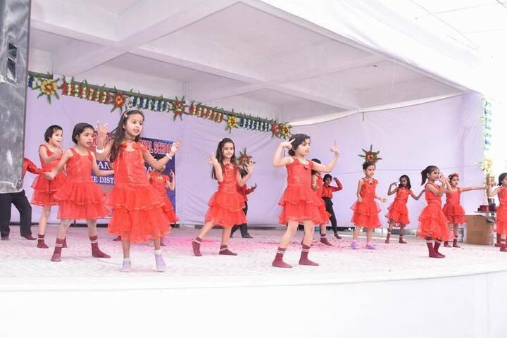 Rana International School-Event