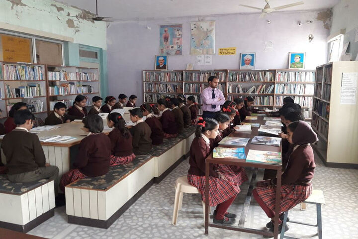 Rana International School-Library