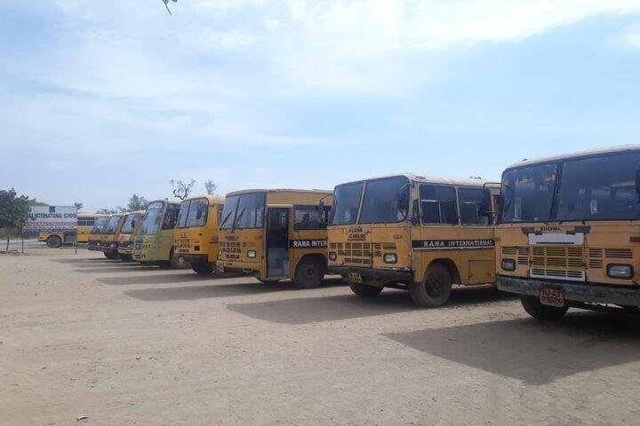 Rana International School-Transportation