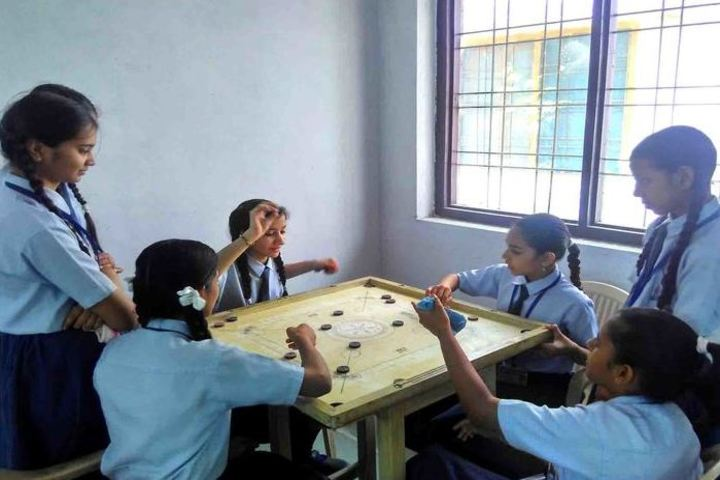 Rana Pratap English Medium School-Indoor Games