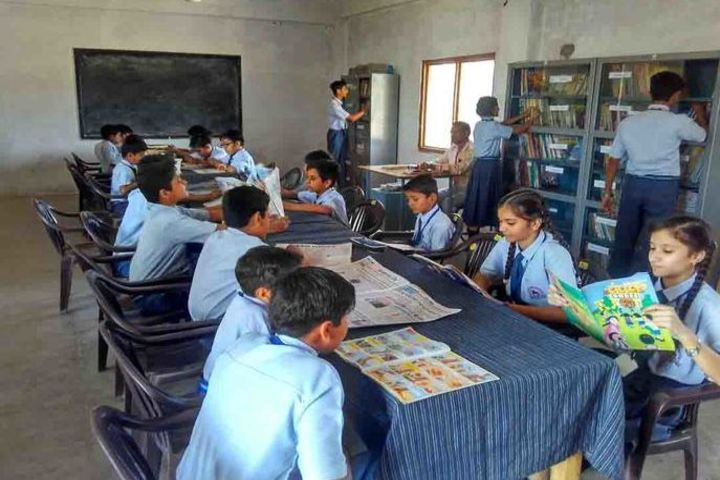 Rana Pratap English Medium School-Library