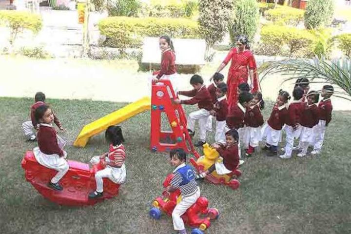 Rana Pratap English Medium School-Play Area
