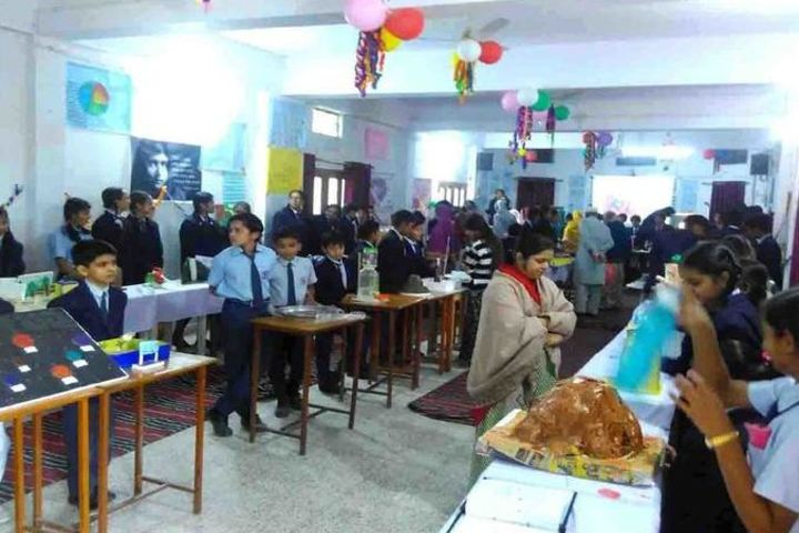 Rana Pratap English Medium School-Science Fair