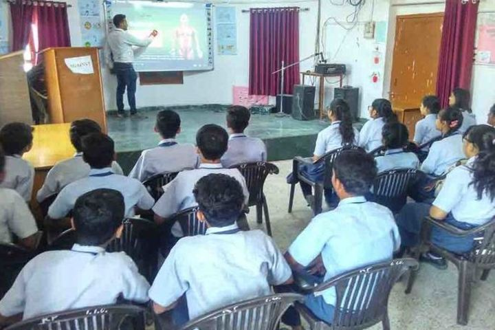 Rana Pratap English Medium School-Smart Classroom
