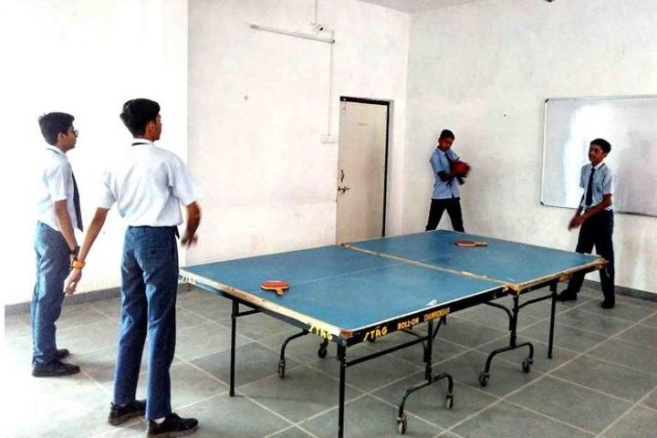Rana Pratap English Medium School-Table Tennis