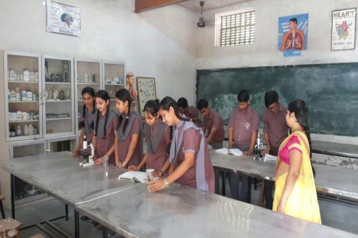 Rani Devendra Kumari Public School-Biology Lab