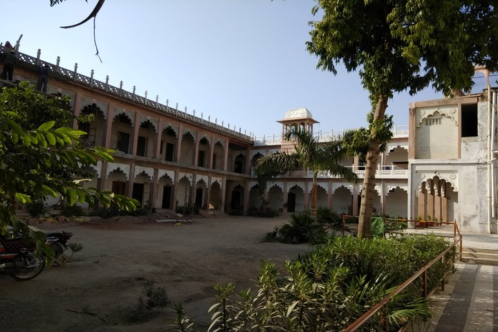 Rani Devendra Kumari Public School-Campus