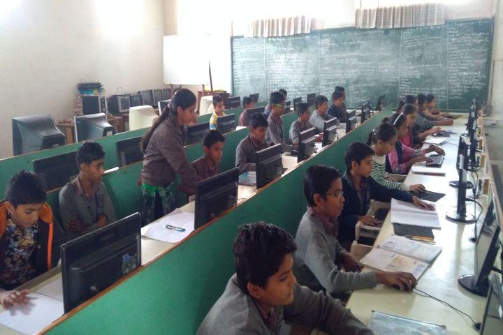 Rani Devendra Kumari Public School-Computer Lab