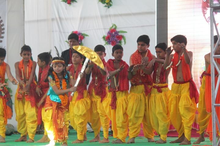Rani Devendra Kumari Public School-Event