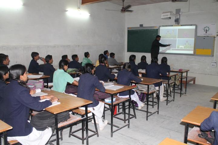 Rani Devendra Kumari Public School-Smart Classroom