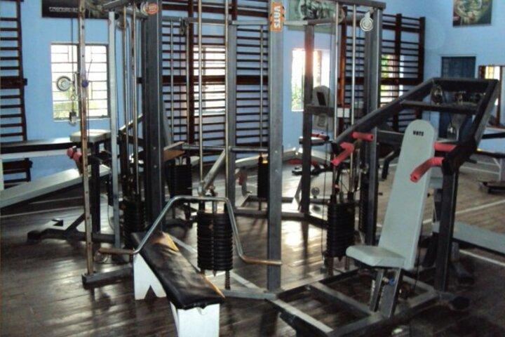 Rashtriya Military School-Gym