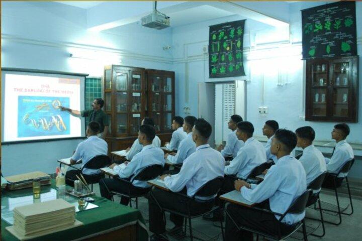 Rashtriya Military School-Smart Classroom