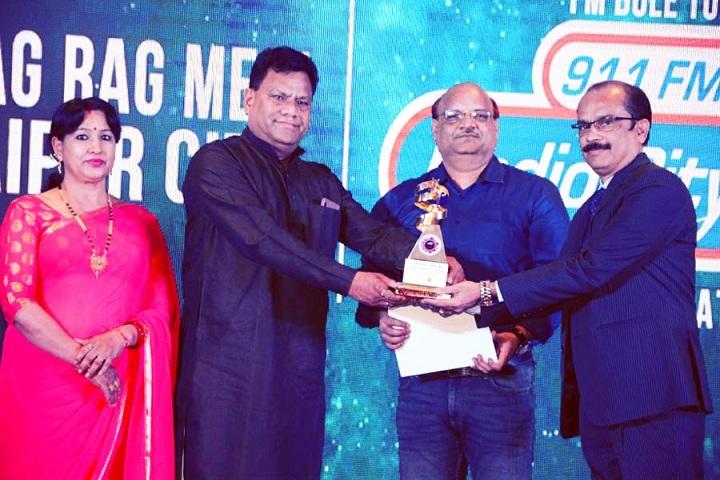 Rawat Public School-Awards