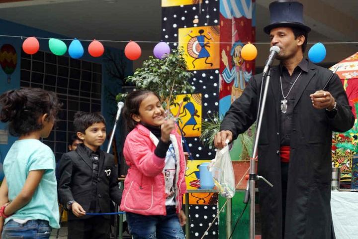 Rawat Public School-Magic Show