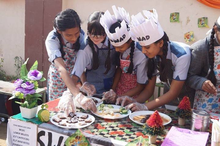 Rawat Public School-Activity