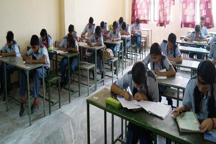Rawat Public School-Classroom