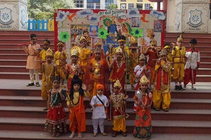 Rawat Public School-Janmashtami