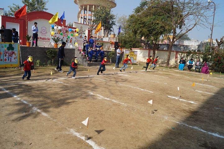 Rawat Public School-Sports Day
