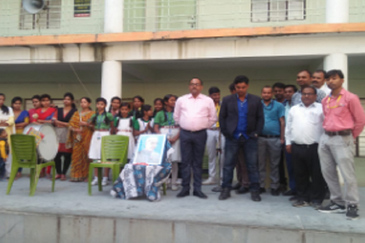 Laxmi Public School-Childrens Day Celebrations