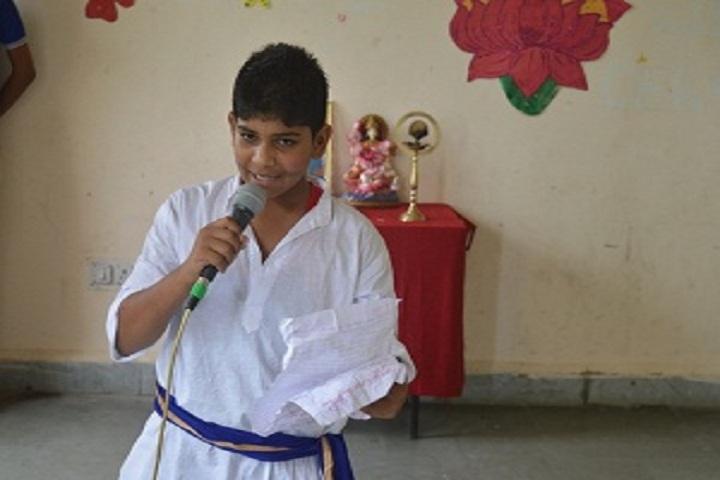 Right Start Inter Continental School-Student Speech