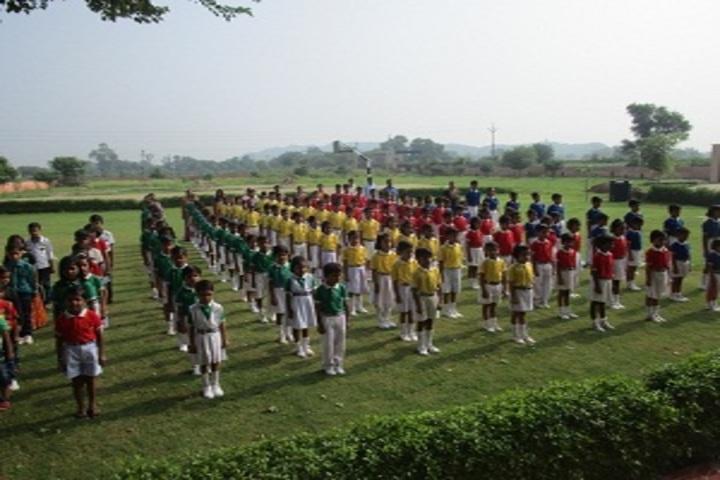 Right Start Inter Continental School-Assembly