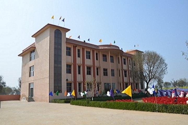 Right Start Inter Continental School-Building
