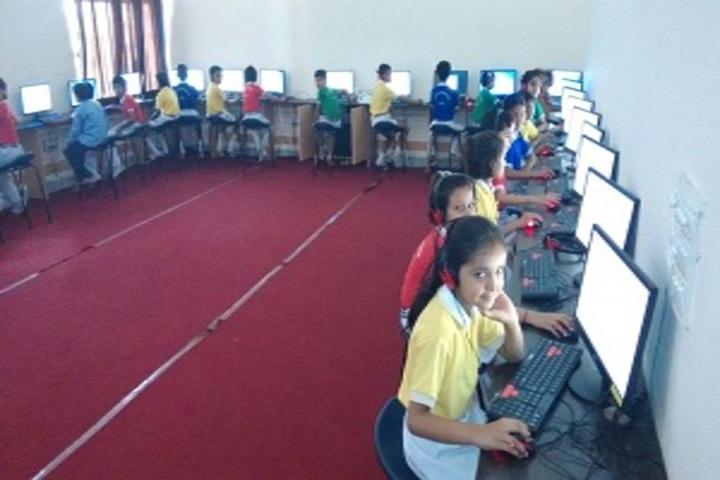 Right Start Inter Continental School-Computer Lab
