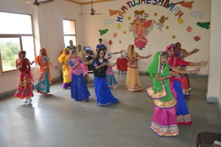 Right Start Inter Continental School-Dance Performance