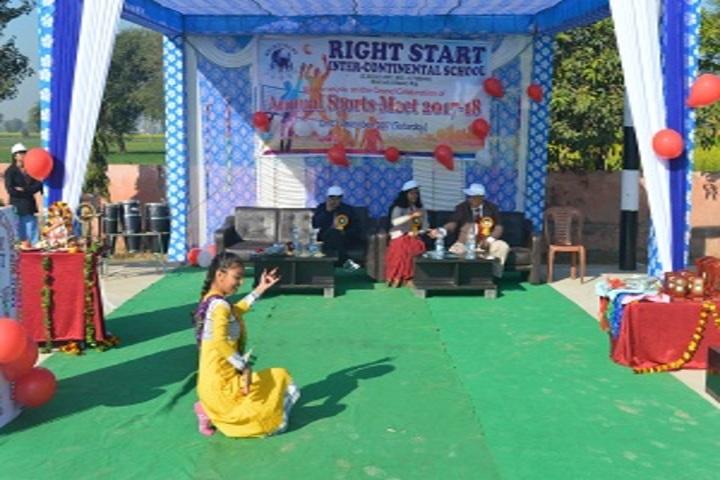 Right Start Inter Continental School-Event