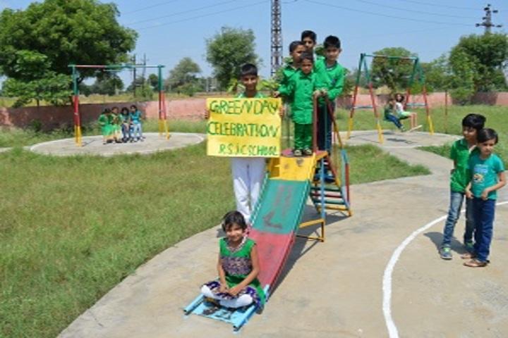 Right Start Inter Continental School-Greenday Celebrations