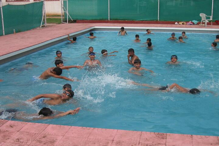 Royal Academy-Swimming Pool