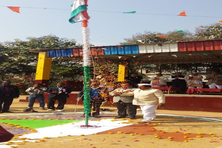 Lord Buddha Public School-Independence Day