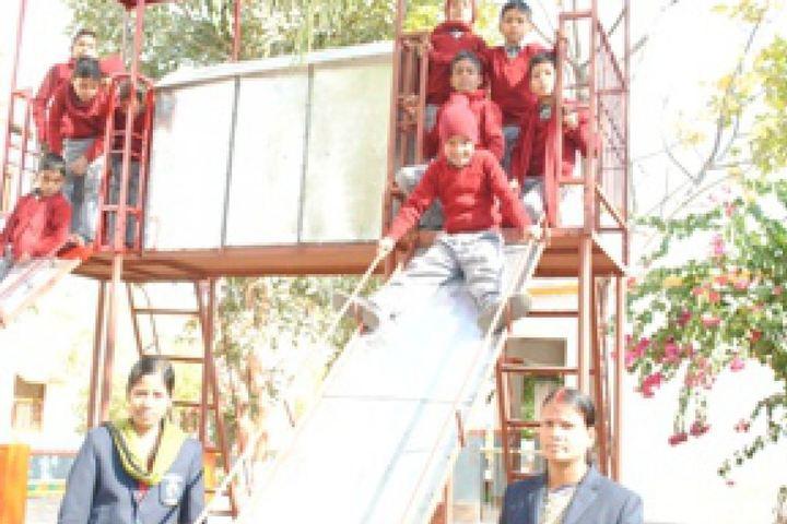 Lord Buddha Public School-Kids Play Park