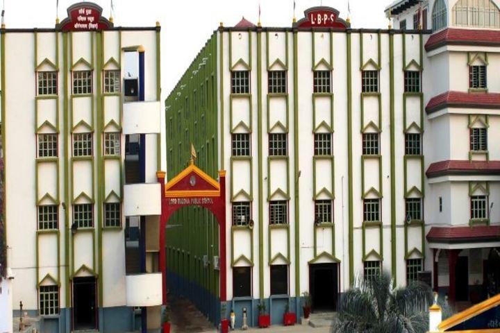 Lord Buddha Public School-School Campus