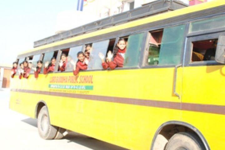 Lord Buddha Public School-Transport