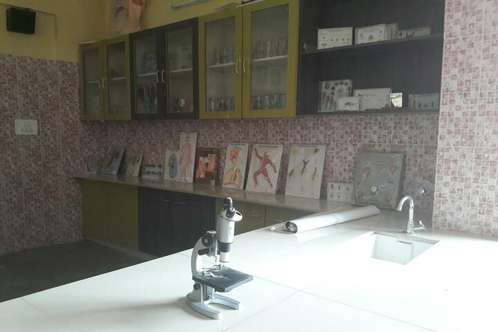 Ryan International School-Biology Lab