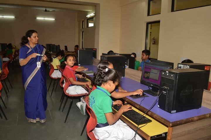 Ryan International School-Computer Lab