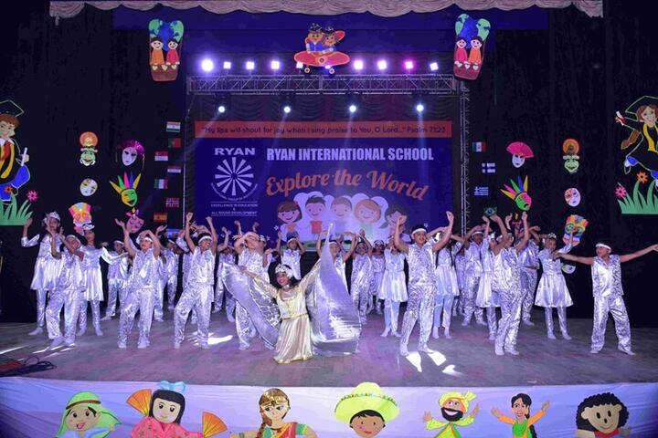 Ryan International School-Event