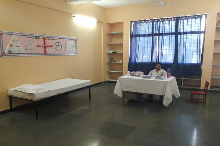 Ryan International School-Medical Facility