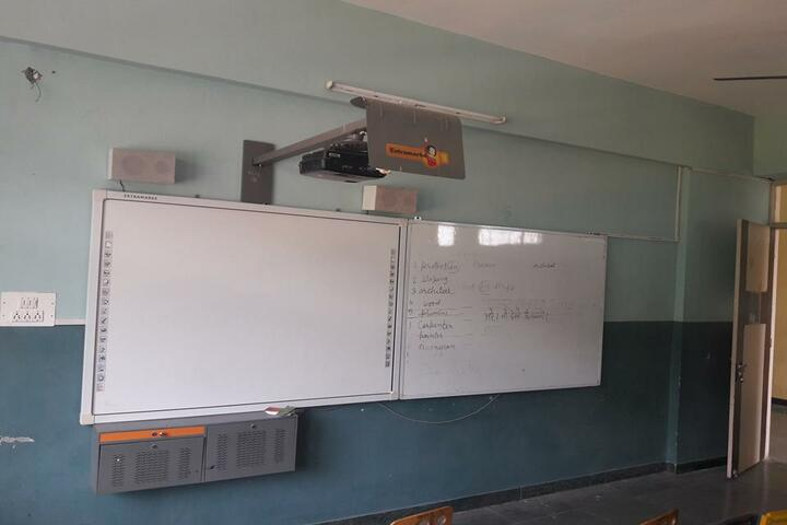 Ryan International School-Smart Classroom