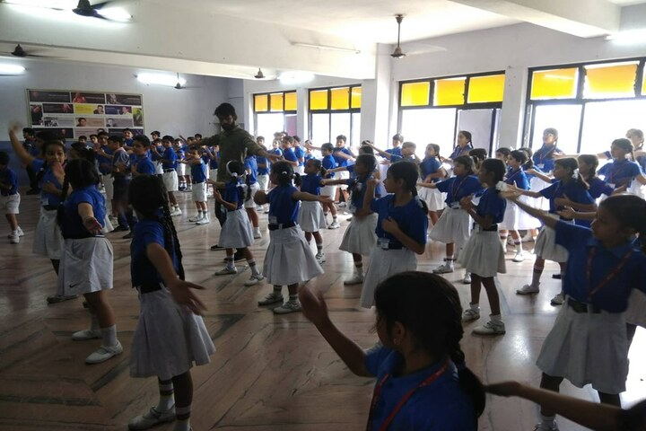 Ryan International School-Dance Room