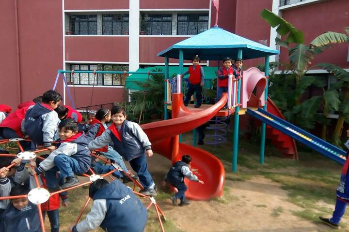 Ryan International School-Play Area