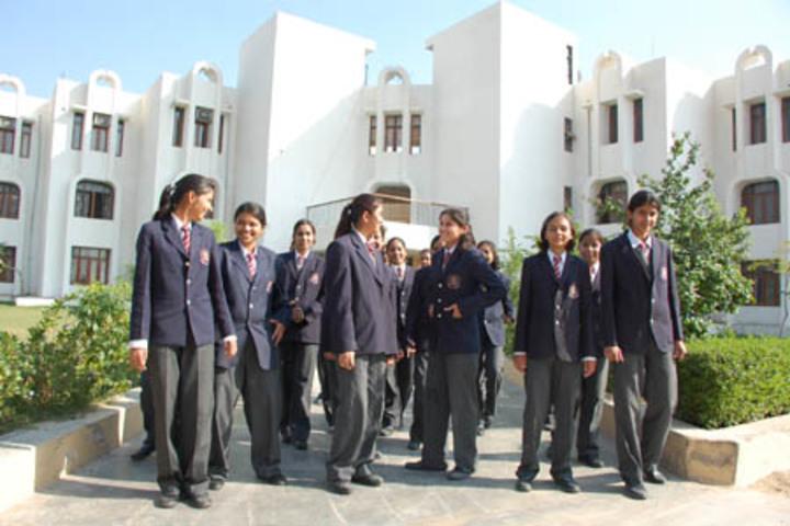 S M Nimawat Public School-Campus