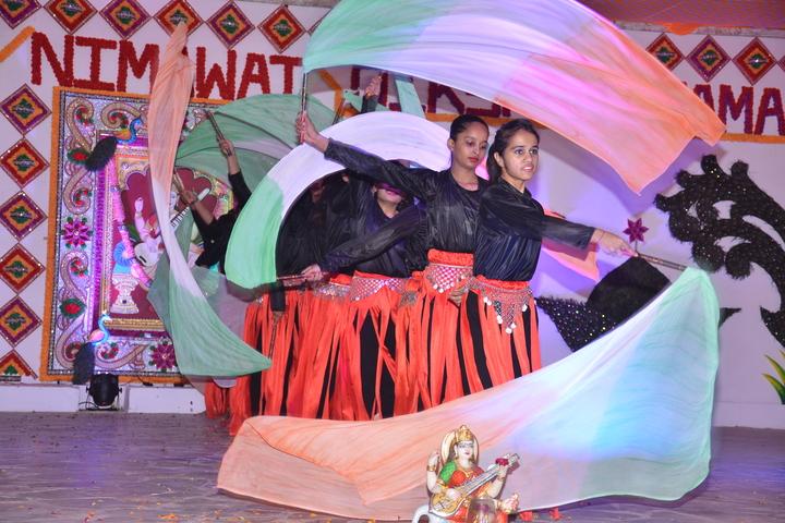 S M Nimawat Public School-Event
