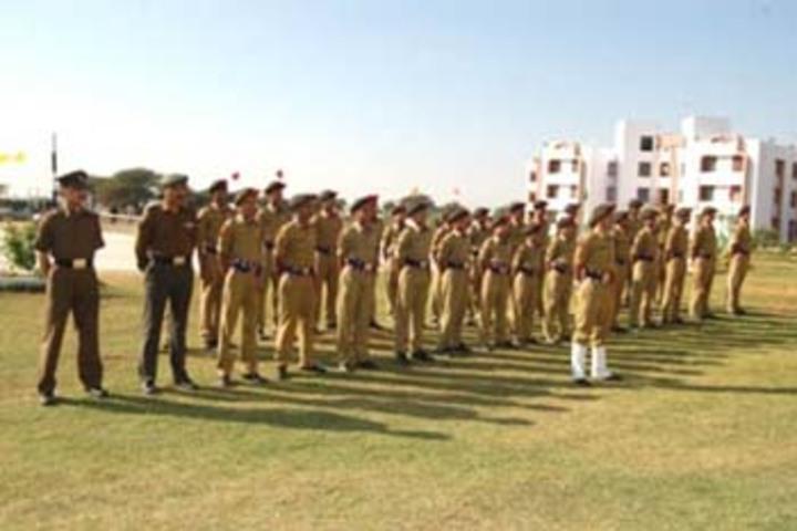 S M Nimawat Public School-Scouts