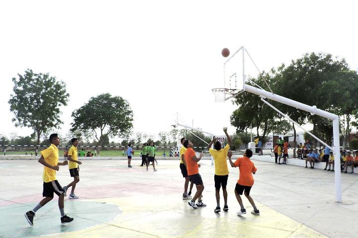 S M Nimawat Public School-Sports