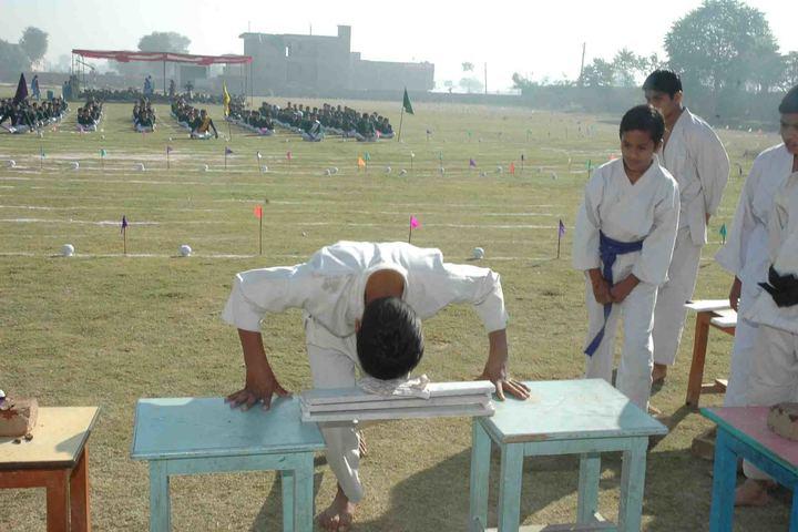 S R M Inernational School-Martial Arts